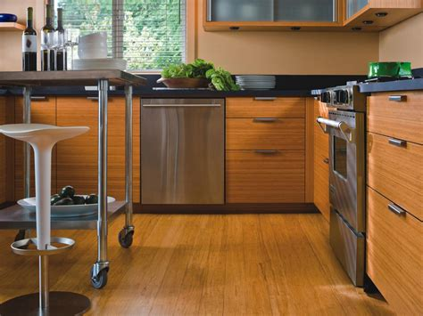 Bamboo Flooring For The Kitchen White Double Kitchen Sink Orion 4-door Pantry Small Sinks Floor Tiles Cabinets With Quartz Countertops Ebay Island Islands Seating For 3 Remodel