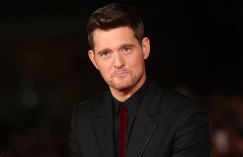 Michael Bublé Puts Career On Hold Following Son's Cancer
