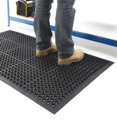 Nonslip Antifatigue Mat Rubber Indoor Large Door