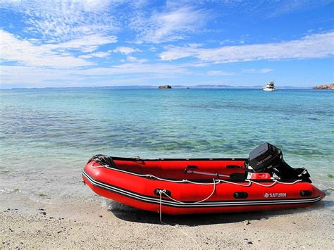 Zodiac Boat Red by Get The 14 Saturn Dinghy Tender For Offer Price From
