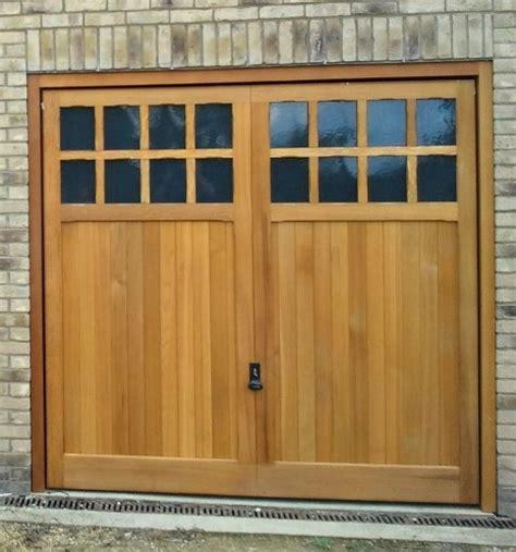 In Depth Wooden Garage Doors  Wessex Garage Doors
