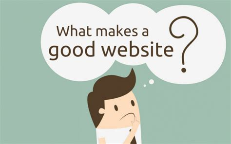 What Makes A Good Website A Quick Guide To Website Design