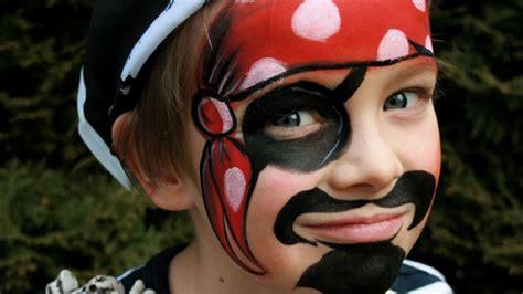 Pirat Schminken Für Karneval