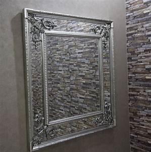 Wandspiegel Antik Silber : wandspiegel barock silber antik spiegel ramon ~ Whattoseeinmadrid.com Haus und Dekorationen