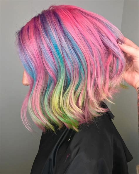 """37 Hair Color Ideas  2018 Trends To """"dye"""" For Right Now"""