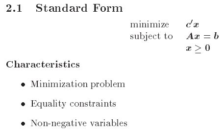 Self Learning  What Is The Standard Form Of A Linear