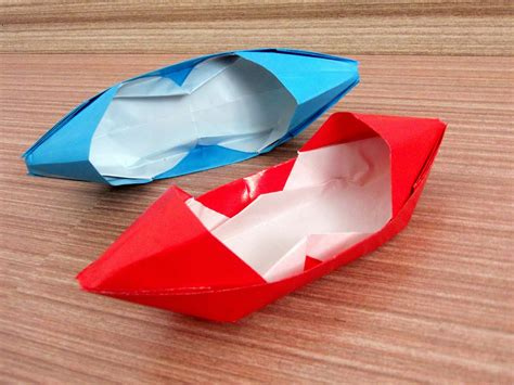 How To Make Paper Boat Download by How To Make A Motor Boat Origami Paper Motor Boat Youtube