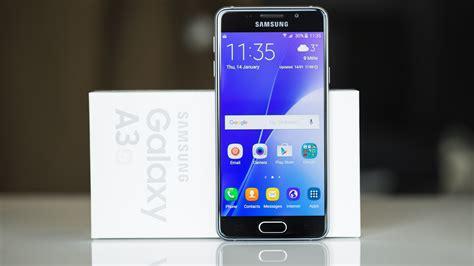 Test Du Samsung Galaxy A3 (2016)