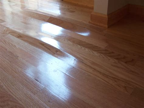 5 steps on how to repair laminate flooring that has buckled thats my house