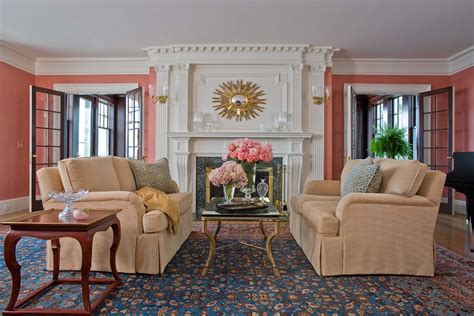 Stupendous Shades Of Coral Color Decorating Ideas