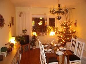 Esstisch Weihnachtlich Dekorieren : weihnachtsdeko 39 mein wohnzimmer 39 meine kleine wohnung zimmerschau ~ Markanthonyermac.com Haus und Dekorationen