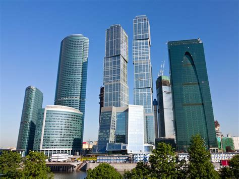 Tall Buildings : World's Best Skylines
