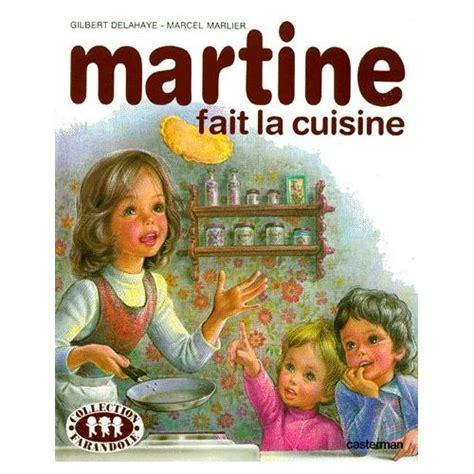 martine fait la cuisine de gilbert delahaye livre neuf occasion