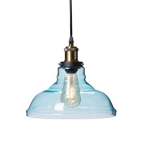 aqua glass pendant light witten 1 light soft aqua colored glass pendant l