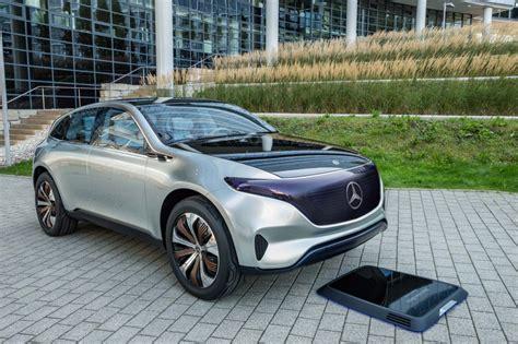 Mercedes-benz Generation Eq Previews Glc Size Electric Suv