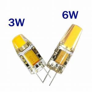 Werden Led Lampen Warm : g4 cob led lamp 12v 6 watt dimbaar warm wit ~ Markanthonyermac.com Haus und Dekorationen
