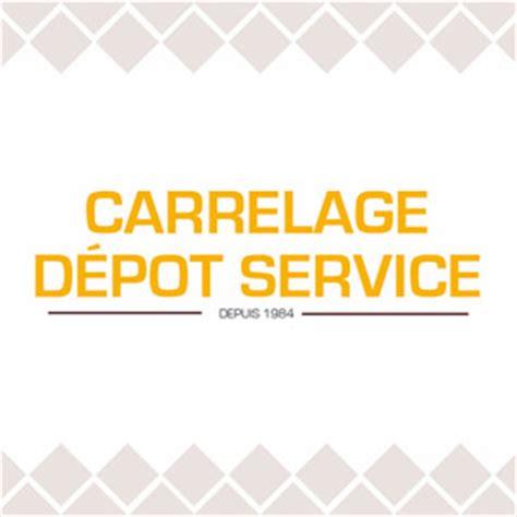 carrelage depot service