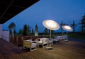 Terrasse Lampen Led : cool 10 designer outdoorlampen minimalistisch chic ~ Markanthonyermac.com Haus und Dekorationen