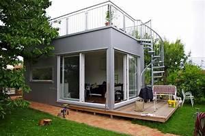 Mini Häuser Preise : mini h user mikrohaus 28 qm freisitz neubau hausideen so wollen wir bauen ~ Markanthonyermac.com Haus und Dekorationen