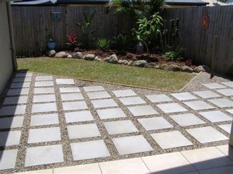 diy extending concrete patio with pavers patio pavers