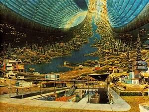 Miscellaneous Pics: Stanford Torus - Orbital Space Habitat