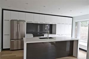 Ikea Küche Abstrakt : ikea abstrakt white custom modern kitchen toronto by ts kitchen projects ~ Markanthonyermac.com Haus und Dekorationen