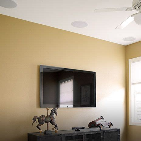 in ceiling bliss get the sonance ms6r 6 quot 2 way in ceiling