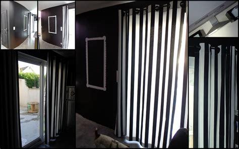 rideau 233 noir et blanc my
