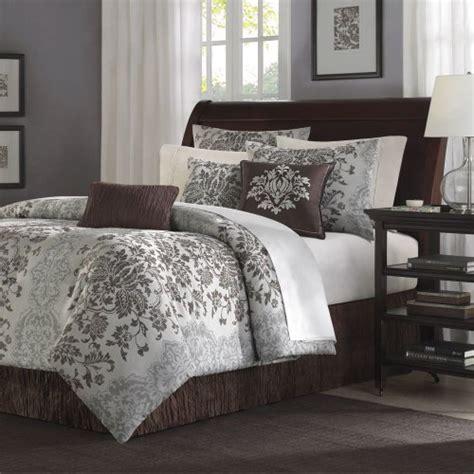 cheap cal king comforter sets park jacquard 7 pc set comforter set