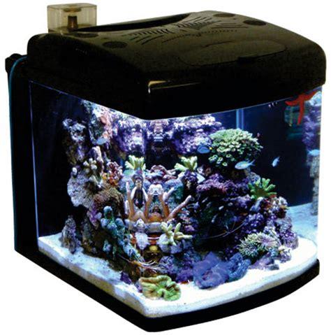 jbj responds to sea max releases nano cube hqi 28 gallon aquarium kit