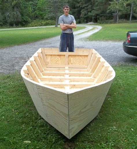 Homemade Wooden Boat Plans by Free Homemade Plywood Boat Plans Homemade Ftempo