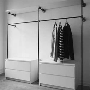 Begehbarer Kleiderschrank Offen : die besten 25 offener kleiderschrank ideen auf pinterest kleideraufbewahrung offen ~ Markanthonyermac.com Haus und Dekorationen