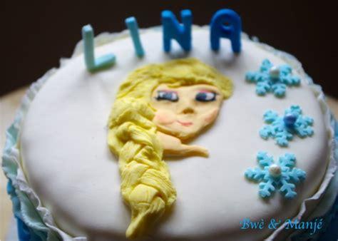g 226 teau reine des neiges 2 cake design bw 232 manj 233