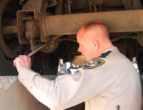 annual brake inspection blitz next week