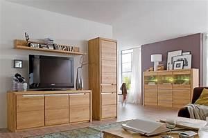 Wohnzimmer Eiche Massiv : wohnzimmer pisa 56 eiche bianco massiv 4 teilig wohnwand highboard wohnbereiche wohnzimmer ~ Markanthonyermac.com Haus und Dekorationen