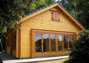 Ideen Zum Wohnen : wochenendhaus oder gartenzimmer statt wintergarten idee wohn gartenhaus als g stezimmer bauen ~ Markanthonyermac.com Haus und Dekorationen
