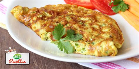 recette facile de l omelette au gruy 232 re et aux fines herbes