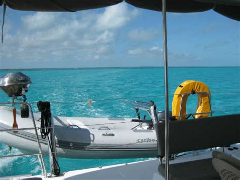 Catamaran Accident In Bahamas by Hammock Accidents And Other Bahamian Charter Adventures