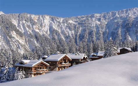 luxury ski chalet chalets de belvedere courchevel 1650 firefly collection