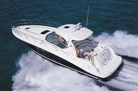 Catamaran Spanish Dancer by Sea Ray 455 Sundancer Motoryacht