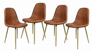 Stühle Esszimmer Leder Braun : 4 st ck st hle skandinavischen braun esszimmer st hle vintage k che aus pu leder braun retro stuhl ~ Markanthonyermac.com Haus und Dekorationen