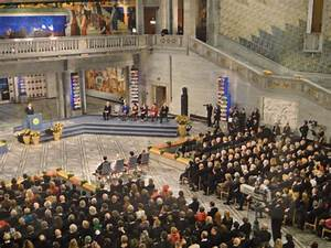 Nobel Peace Prize ceremony - Foto de Prefeitura de Oslo ...