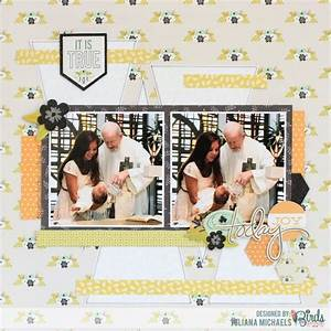 18 best images about Baptism scrapbooking on Pinterest ...