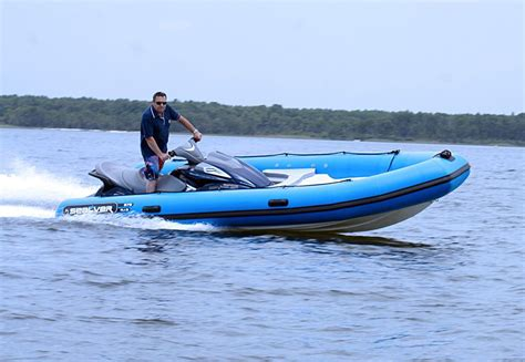 Inflatable Boat Jet by Inboard Inflatable Boat Semi Rigid Jet Ski Propelled