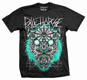'Jaguar' T-shirt & Print on Behance