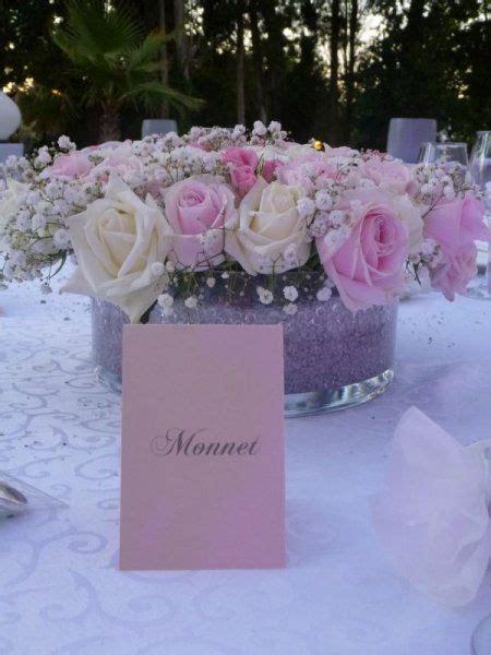 decoration mariage d 233 coration florale des centres de table compositions florales fleurs