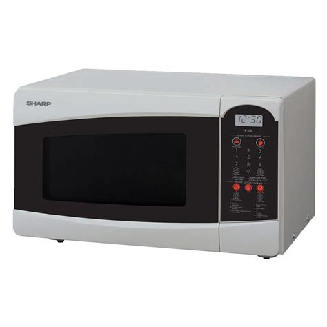 Sharp Microwave Oven R25C1S at Esquire Electronics Ltd