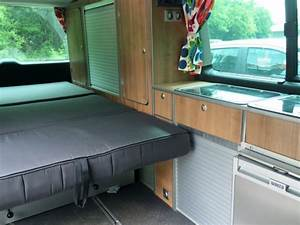 Günstig Bett Selber Bauen : minicamper oder campingbus ausbauen das m ssen sie beachten ~ Markanthonyermac.com Haus und Dekorationen