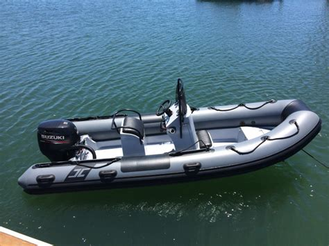 Inflatable Boats Hull by 2015 Inmar 520r Pt Rigid Hull Inflatable Boat For Sale In
