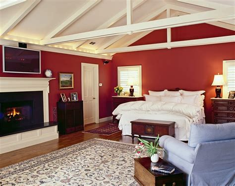 Red Bedrooms : 23 Bedrooms That Bring Home The Romance Of Red